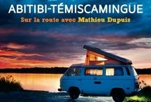 Abitibi-Témiscamingue, sur la route avec Mathieu Dupuis