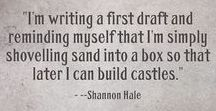 The Writer's Words / Quotes, inspiration, writing prompts, images, imaginations...