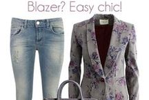 Blazer? Easy chic! / Blazer? Giorgia&Johns te lo propone in versione easy chic! shop the look! Blazer ---> http://bit.ly/1pqieF5 Jeans ---> http://bit.ly/1qWQfjh Borsa ---> http://bit.ly/10lpn3U