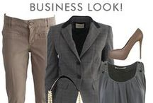 Business look!