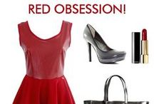 Red obsession!