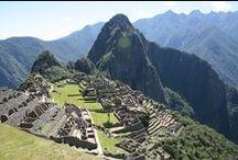 Peru: empire of hidden treasures. / Wonderful place, amazing history, breathtaking food. This is my Peru / by Raul Joc