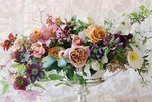 Florals / by Chicago Vintage Weddings | Kate Lerman