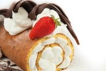 Babbi Cold Pastry / Gelato Cake, Semifreddo, Single Portions. Everything made with Babbi Ingredients for Pastry! www.babbi.it/ingredienti_per_gelato  #ilovebabbi #ilovepastry #ilovegelato