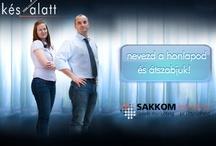 Honlapok kés/alatt / Honlapátalakító pályázat. A jelentkezéseket Facebook oldalunkon (http://www.facebook.com/sakkom.interaktiv) várjuk.