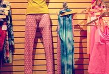 Yoga Pants / Stretchy knit leggings great for yoga or just a night out on the town! Order yours today!