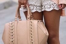 Handbags / A girl can never have too many!