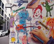 Street Art / The world's best urban art. Where in the world to go if you're a street art lover.