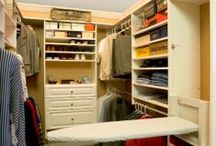 Organized Chaos / Closets, pantries, garage storage, bookshelves and more! Create your dream closet today! Schedule a free in home consultation by calling: 314-222-7533.