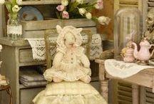 Pâques en miniature ─ Miniature Easter