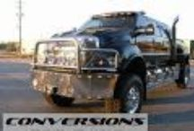 WPAD vehicles & equipment. / The World's People Against Democide may want to use a lot of custom vehicles, suited for our rather unconventional demands. Ford F-750 not enough? You can get a armored one with 6 doors and options like you see on http://www.pinterest.com/pin/420171840208902235/. Western star 4900 not up to the job? Then try one configured like you see on http://www.pinterest.com/pin/420171840209102828/ . P.S: we plan on using diesels so we can use biodiesel as fuel to reduce costs & be environmentally friendly.