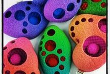 Polymer Clay Inspiration / Polymer Clay inspiration for NCFE