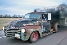 """Rat rod and convertible ideas / Not the largest fan of rat rods or convertibles, but I'm slightly interested. By the way, here's a link with a bunch of cool pictures: https://duckduckgo.com//?q=Rat+rod+tow+truck . P.S: if you re-pin, please also pin from my other boards such as """"Urgent!!!"""", """"Which candidates should we vote for?"""", """"How to make pro-gun rights arguments & defeat anti-gun ones"""", """"Is ISIS actually the Israeli Secret Intelligence Service?"""" and things like that."""