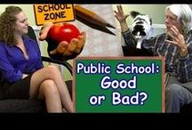 Truth about school & education exposed http://www.ronpaulcurriculum.com/ / Why we need a revolution in education.