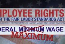 Forget minimum wage; enforce a maximum wage & sales taxes. And does capitalism exploit workers? / For reasons explained on https://www.youtube.com/watch?v=Ct1Moeaa-W8&list=PLkYQwSCzfVRHGNWKiUTmydA4k4_ffE_17&index=3 & https://youtu.be/JoNGpWFsE3o, minimum wage can actually HURT less-productive workers at large &/or cut working hours to lower the cost of employing them. So for reasons explained on https://youtu.be/oOSzzNOhDvg, we should have MAXIMUM WAGE for C.E.O.'s & sales taxes to close loopholes for reasons explained on https://youtu.be/vPsRVro8AnA. P.S: copy & paste everywhere about wage.