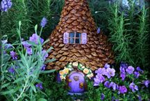 fairies / Fairy garden inspiration and diy ideas