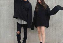 Couple fashion♡