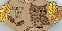 Stempelen - Ornate Owl / Stempels van Hobby Art in Nederland verkrijgbaar bij Multihobby