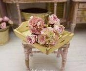Fleurs en miniature - Miniature flowers