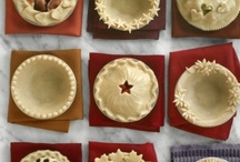 Pies - Tartes / Tourtes / by My American Market