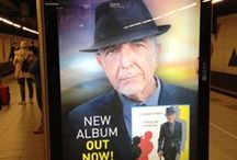 Leonard Cohen / by martine rousseau
