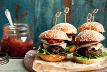 Burgers / by My American Market