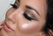 make me up.♥ / by Rihab R'z
