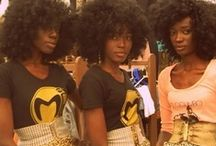 Natural Hair Styles / inspirations on who I am, we are, shall ever be!