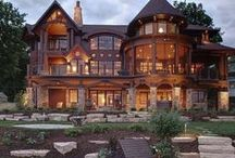 Dream Home / You can add your dream home or browse the pins and dream and plan to buy it.   Visit us at: rfclending.com or comment at: @rfclending