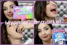 Reviews Vidéo / by My American Market