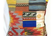 Kilim Pillow Covers / Anatolian Cushions are made with % 100 wool and all woven by hand