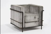 mobilya / furniture / by Betonart