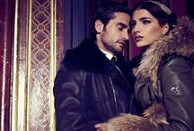 autumn/winter 2013/14 / Our new winter fall campaign shot in a theater with Amina Dagi and Nick Zanetti by Andreas Ortner. Get inspired by our winterjackets. Fot more info go to our website: http://live-and-love.com/collection_new.php