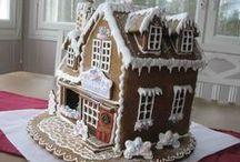 Gingerbread Houses/Piparkakkutalot