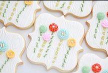 Icing Cookies/keksit
