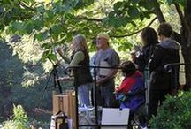 Horticulture - Tours, Workshops, Special Events / Reeves-Reed Arboretum is home to over 6 acres of native NJ mixed hardwoods.  As the last open space in Summit, we pride ourselves on our woodland habitat.  Join us for horticultural workshops or a garden tour!  reeves-reedarboretum.org