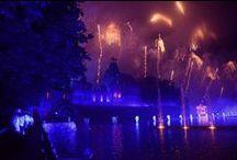 Enchantement et féérie nocturne / Retrouver les spectacles exclusifs du Grand Noël à partir du 29 Novembre.