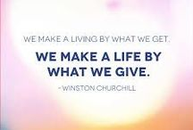 #GIVINGTUESDAY / Join us in celebrating #GivingTuesday - a day to celebrate and encourage charitable activities, volunteer opportunities and advocacy to support non-profit organizations.