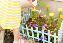Gardening with Kids / Great gardening projects & crafts we found for kids.