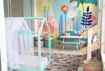 Habitacions nens / decoració organització espais