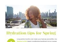 Curly Haircare Tips / Because your stylist can't actually go home with you. Articles, tricks, ideas, and tips!