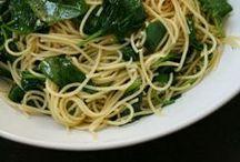 Pasta  / Healthy pasta recipes