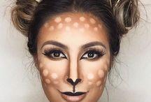 Maquillaje Bambi