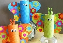 Preschool craft ideas / by Ellen Mcmartin Peters