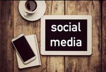 Social Media / Learn how to boost your social media marketing game!