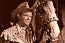 Roy Rogers / King of the Cowboys / by Fauzia