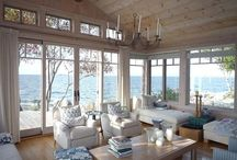 Beach house / Stuff I want for my someday beach houes