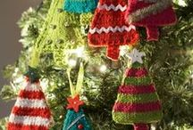 Holiday Knits and Crochets / Spread holiday joy with these knitting and crochet projects! / by eKnittingNeedles.com