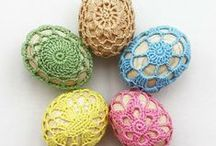 Easter Knits & Crochets / Went on an egg hunt and found these Easter knitting and crochet projects! / by eKnittingNeedles.com