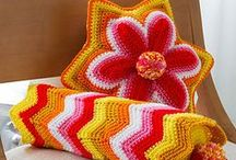 For the Home / Classic knitting and crochet projects to make it home sweet home! / by eKnittingNeedles.com